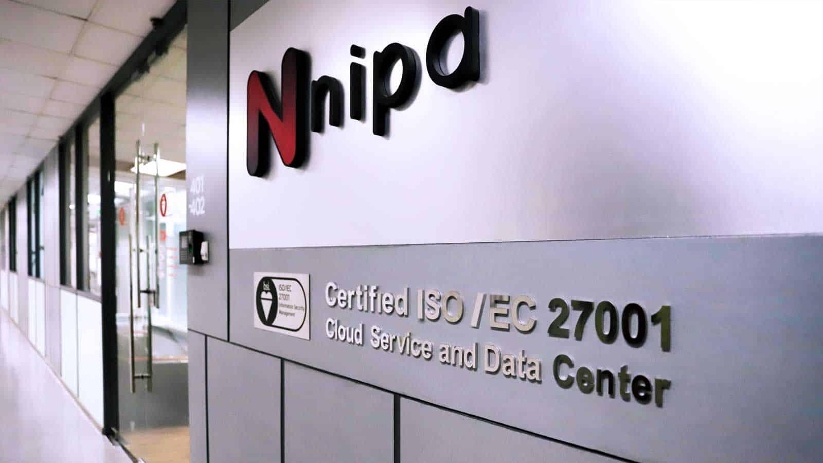 Nipa ผู้ให้บริการ cloud อันดับ 1 ในไทย