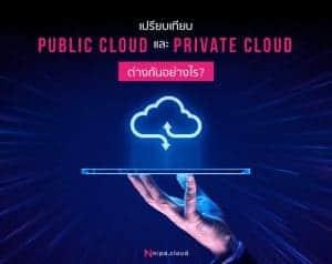 public cloud และ private cloud คืออะไร พร้อมเปรียบเทียบ